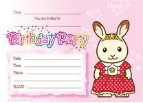 Free Sylvanian Family Downloads Family Birthdays