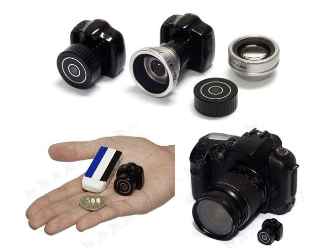 Uniquely Interesting Camera Products and Concepts