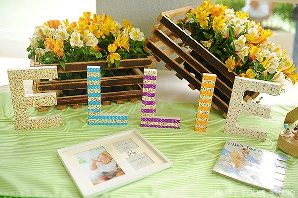 Charming Spring Garden Girl Party | Philippines Children's Party Blog
