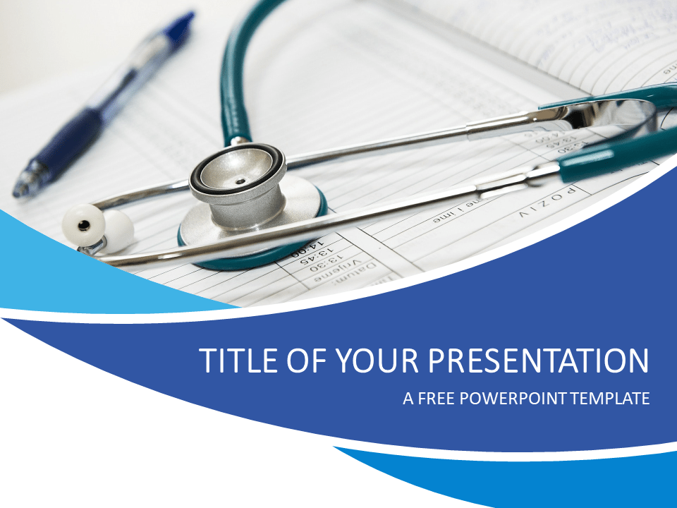 Medical powerpoint template presentationgo free ppt template free medical powerpoint template toneelgroepblik Choice Image