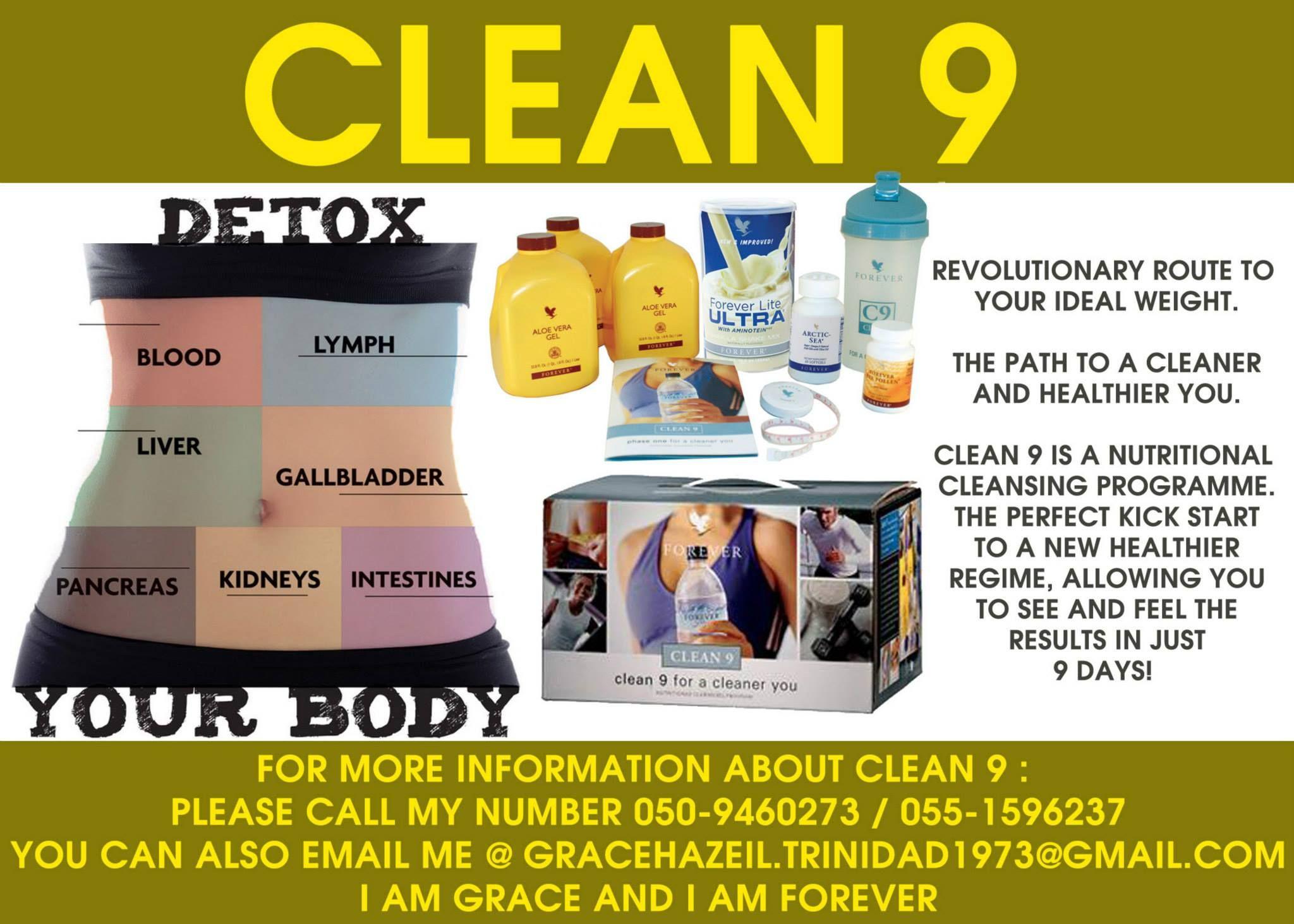 9 days diet program