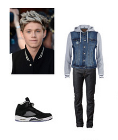 Niall Horan S Outfit For Midnight Memories Music Video Clothes Design Outfit Inspirations Clothes