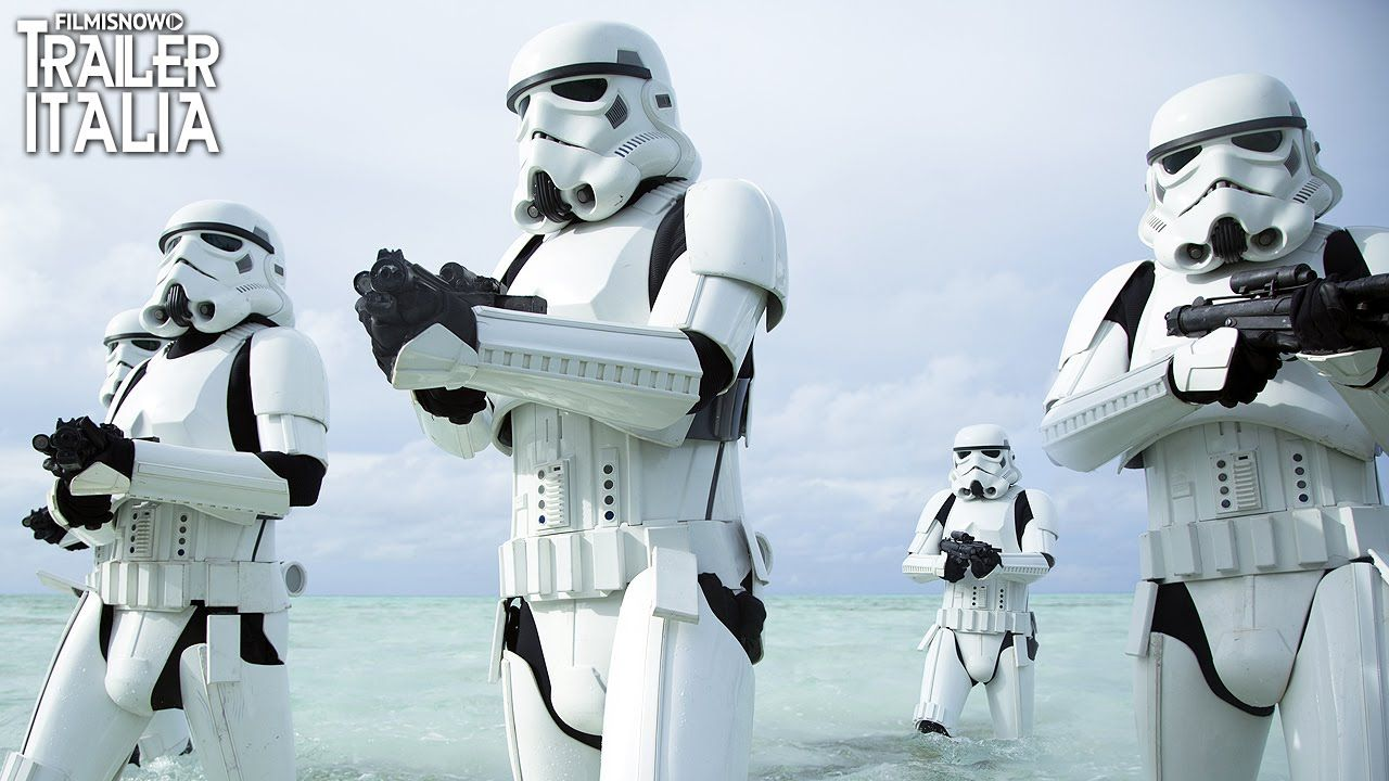 Darth Vader apparenel nuovo trailer di Rogue One: A Star Wars Story Rogue…