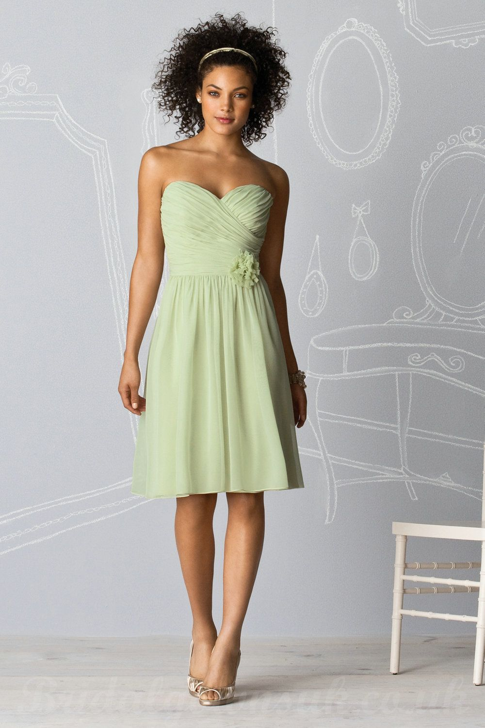 Our wedding colour mint sage green light sage so hard to find our wedding colour mint sage green light sage so hard to find things in chiffon bridesmaid dressesbridesmaid ombrellifo Gallery