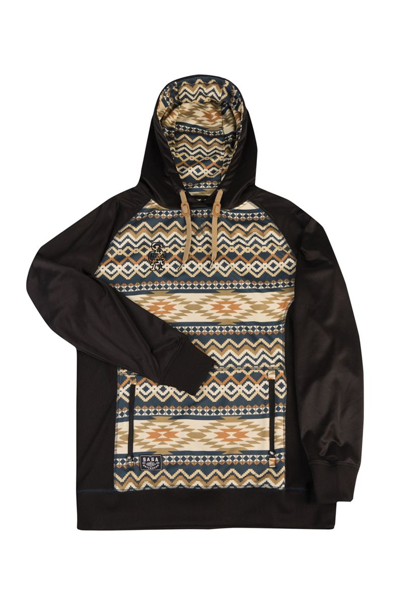 2016 Saga Academics Riding Pullover Basin Sports Saga Outerwear Hoodies Men Pullover Hoodies [ 1200 x 800 Pixel ]