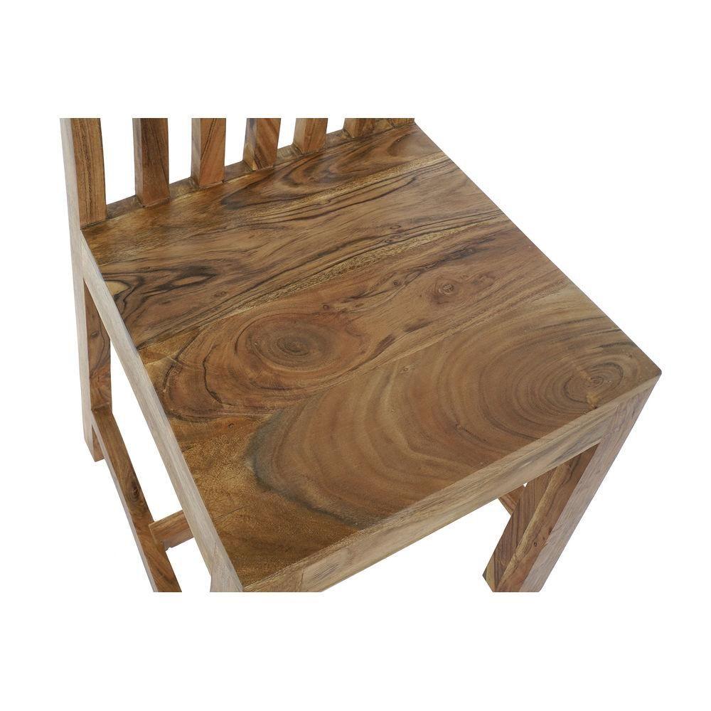 Dining Chair DKD Home Decor Acacia (45 x 53 x 104 cm)