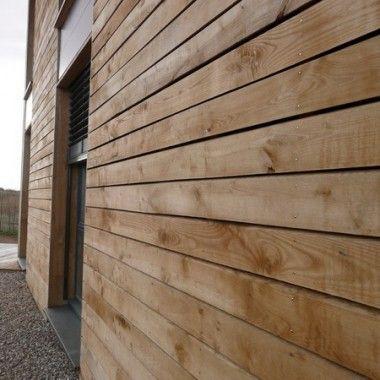 Bardage claire voie Haus Project Pinterest Extensions - lasure pour bois exterieur