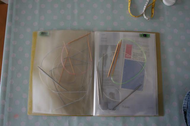 en støvel og en sko: Oppbevaring av rundpinner - DIY