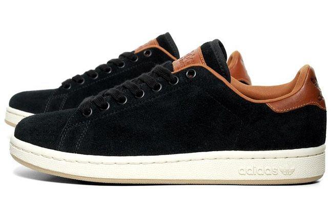 adidas Originals Stan Smith II - Black / Brown | KicksOnFire