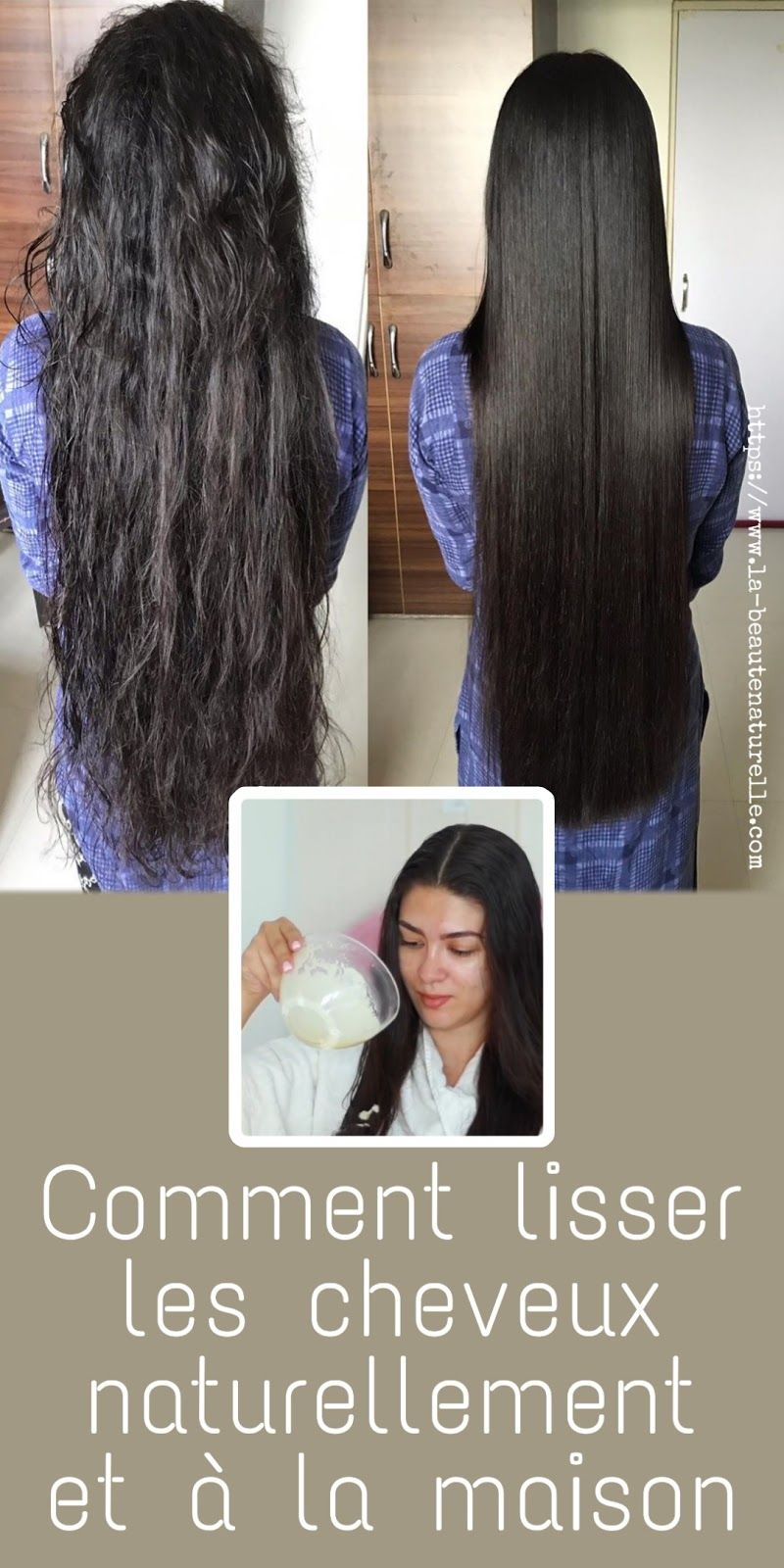 Voulez Vous Obtenir Des Cheveux Raidesnaturellement Avoir Des Cheveux Lisses Et Brillants Sans Avoir Besoin De Tr Hair Styles Natural Hair Styles Smooth Hair