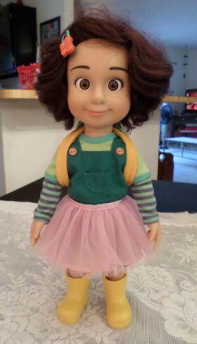 Rare Toy Story 3 Talking Bonnie Doll Disney Pixar Thinking About It