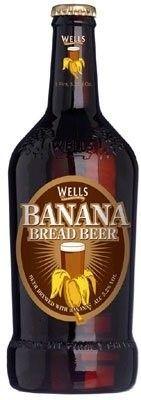 Wells Banana Bread Beer - Wells & Youngs - Fruit Beer