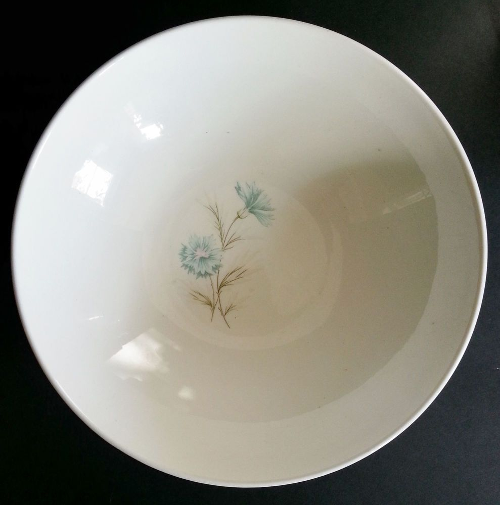 "Boutonniere Serving Bowl  TST Taylor Smith Taylor Forever Yours 9"" Round #TaylorSmithTaylor"