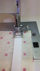 Photo of Sew in / sew on rubber band – sewing tips for beginners ›Sewing for beginners!