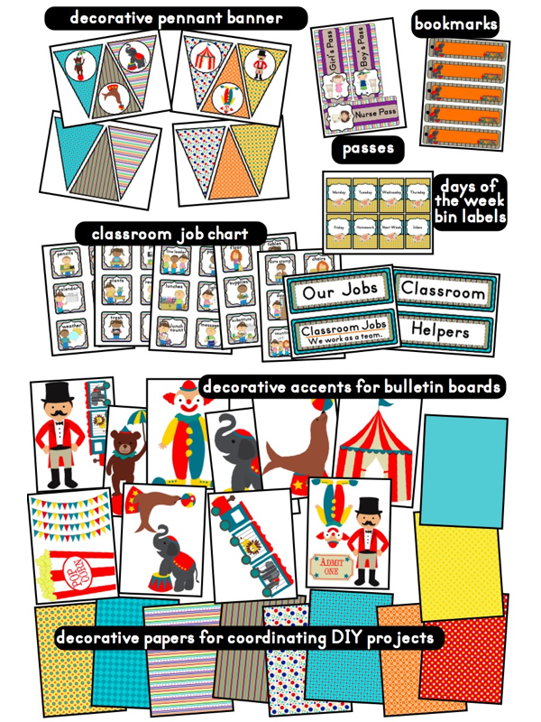 Classroom Improvement Ideas ~ Clutter free classroom has tips ideas to help