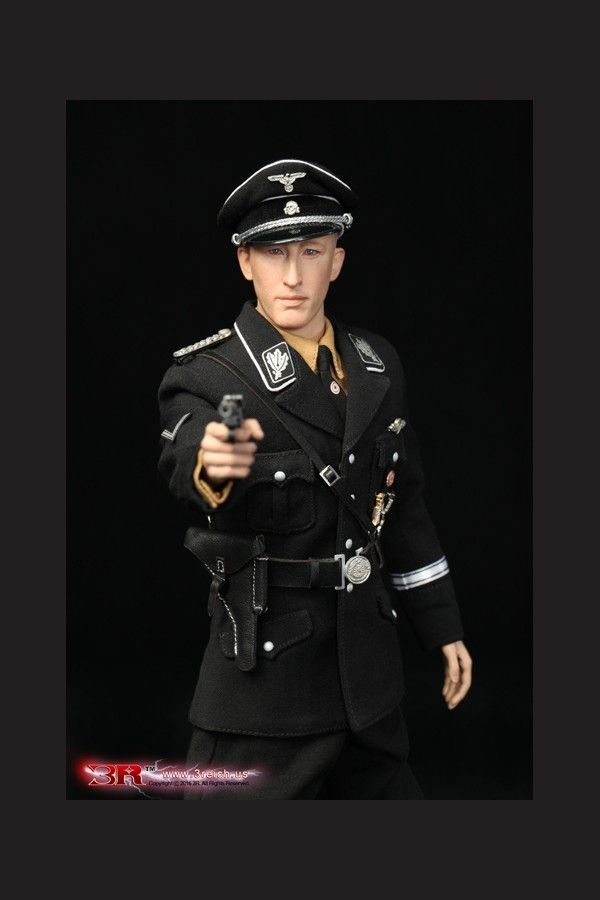 fb6b4c2fc13 3R - DRAGON IN DREAMS - DID - 1 6 - WORLD WAR II - BOXED - GERMAN -  REINHARD HEYDRICH - OPERATION ANTHROPOID