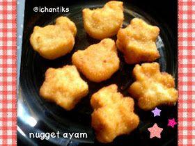 Resep Mpasi Nugget Ayam 1y Resep Makanan Bayi Resep Masakan Makanan