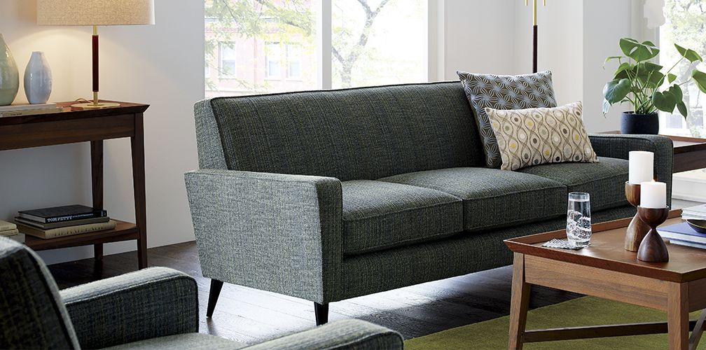 Teal Living Room Torino Crate And Barrel Our House Pinterest Delectable Crate And Barrel Living Room Ideas