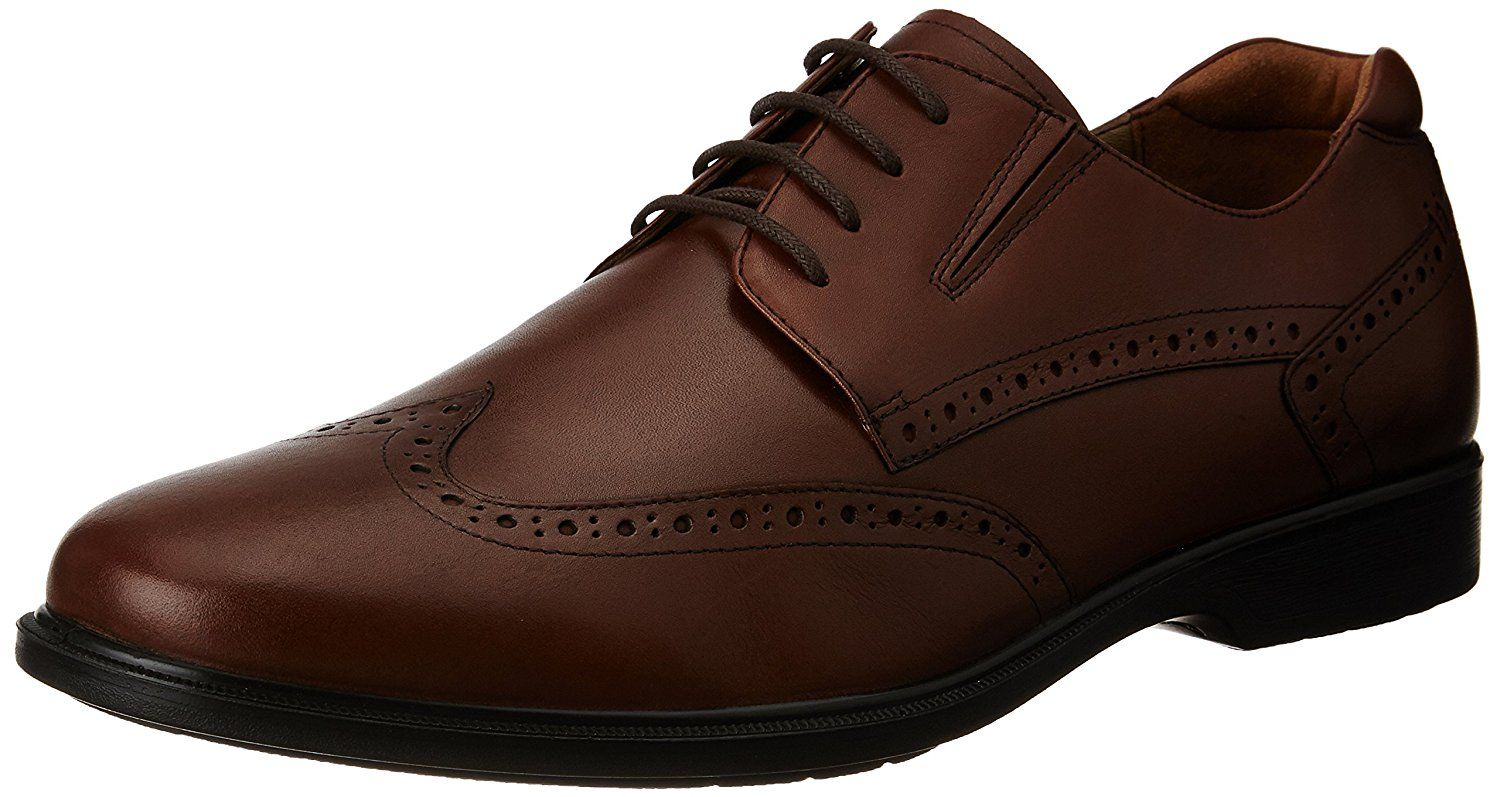 Hush Puppies Men S Hartley Workday Leather Formal Shoes Buy Online At Low Prices In India Amazon In With Images Leather Formal Shoes Formal Shoes Stylish Accesories