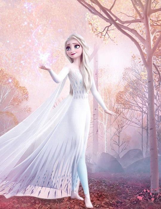 Photo of Elsa Frozen II #frozen
