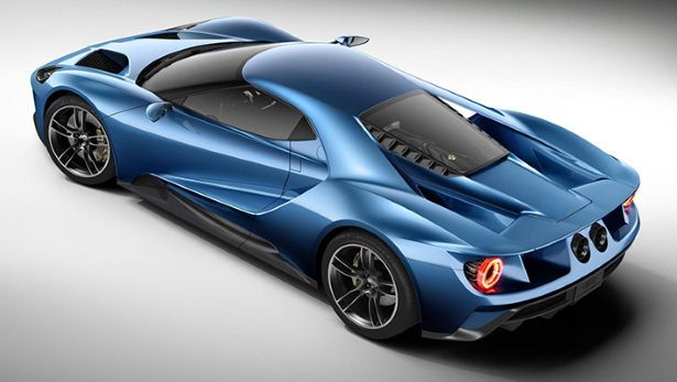 The New Ford Gt Will Cost  Bbc Top Gear