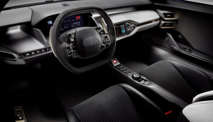 2018 Ford Gt Interior Ford Gt Ford Gt 2016 Ford Gt40