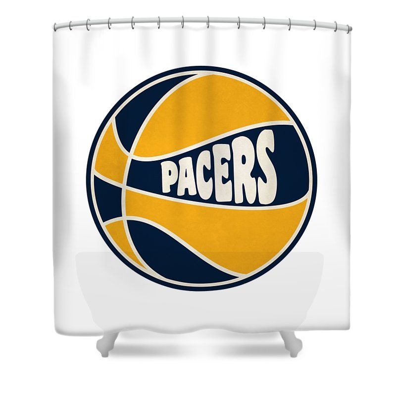 Indiana Pacers Retro Shirt Shower Curtain For Sale By Joe Hamilton