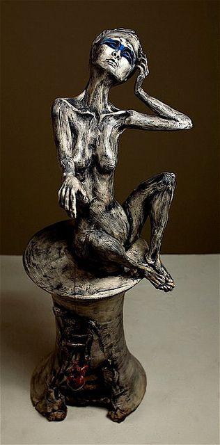 Kelly Stevenson, Undergrad Sculpture | Flickr - Photo Sharing!
