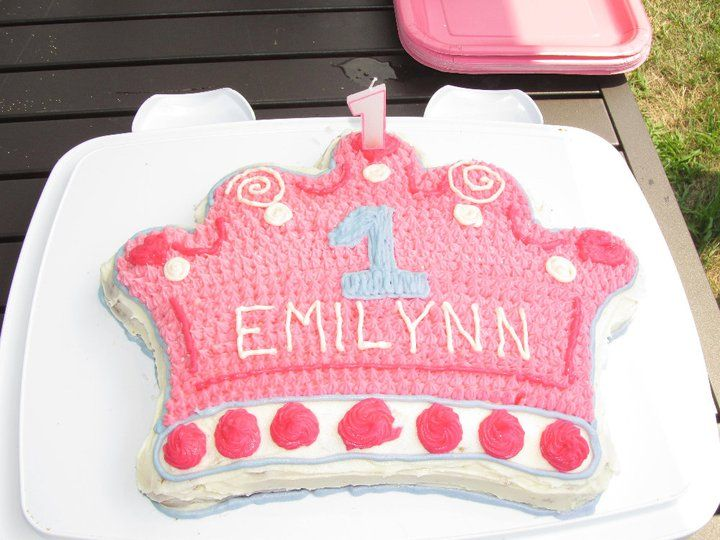 Princess Cupcake Cake Cupcakes Party Designs Ideas