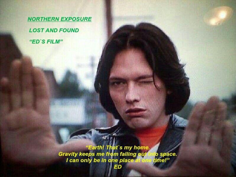 """Darren Burrows in """"Northern Exposure"""""""