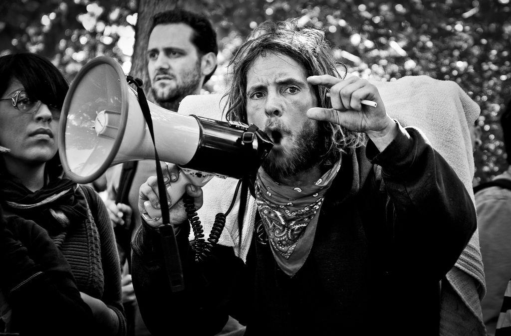 Todos os tamanhos | Freedom of Speech, Occupy San Francisco (9 of 19) | Flickr – Compartilhamento de fotos!