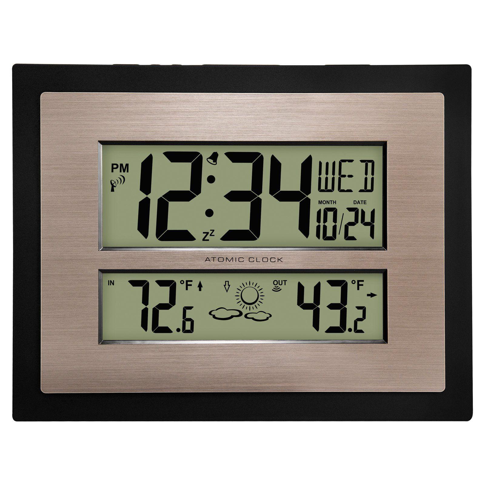 c3ea68317877aedc701baa64a5e42e76 - Better Homes & Gardens Digital Atomic Clock