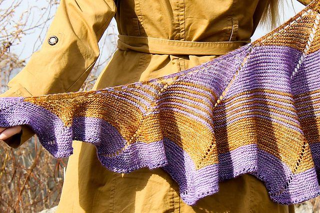 Ravelry: Swirligig pattern by Jennifer Dassau