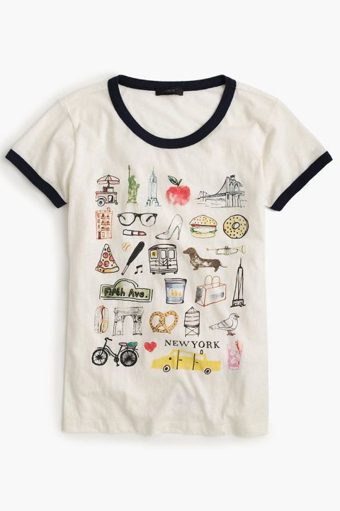 1e2ec4c0652e 11 Best Graphic Tees for Women - Cute Graphic Tee Shirts and .