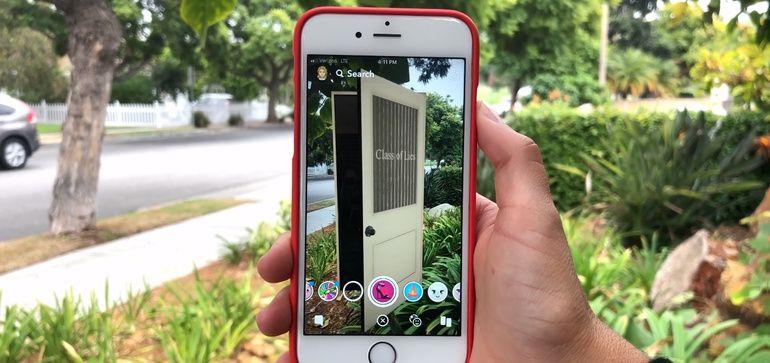 Snapchat Debuts 12 Original Shows With Ar Portals Snapchat Business Interactive Marketing Solution