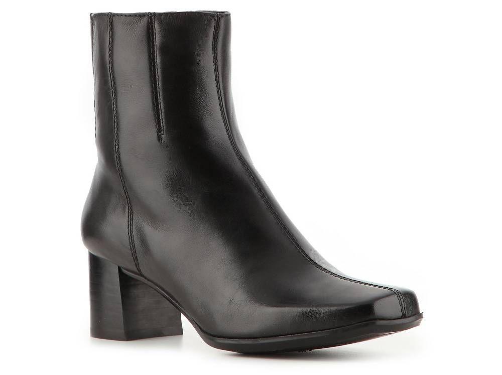 Nine West Pretty Lady Leather Bootie