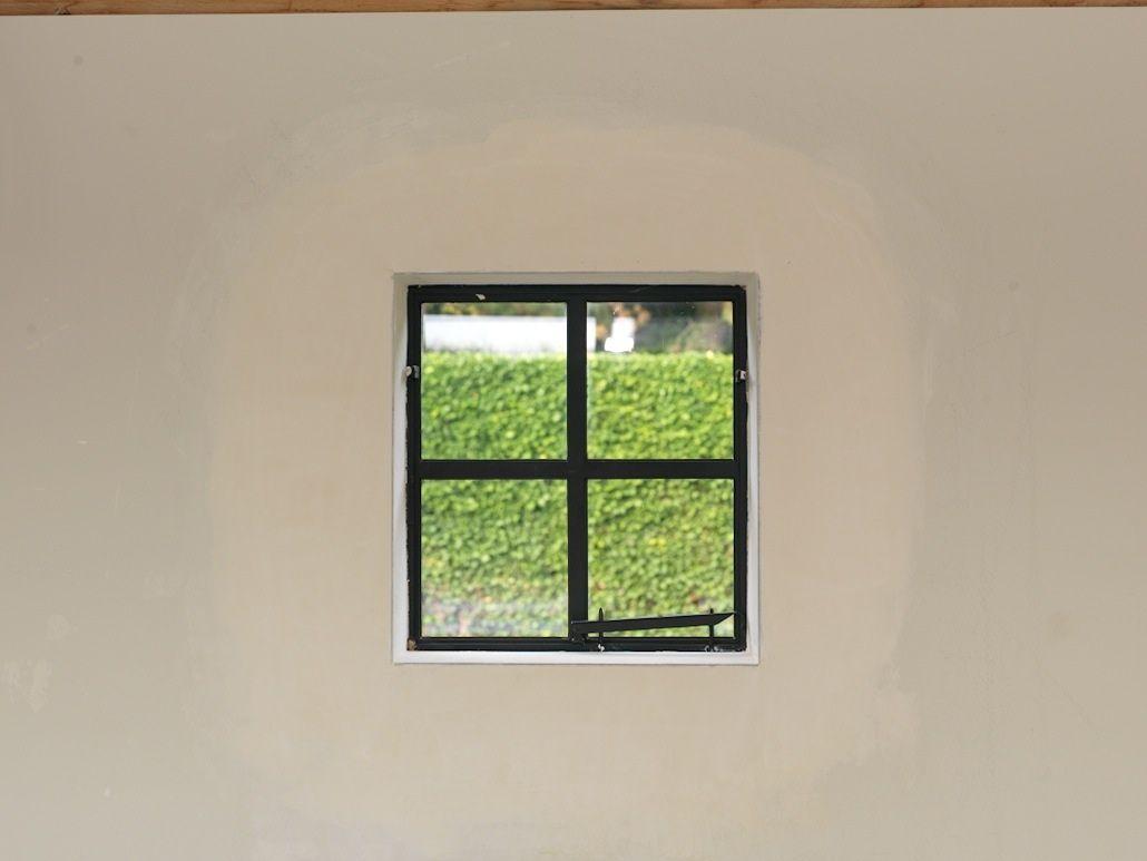 Oakdreams.be: smeedijzeren raam op maat