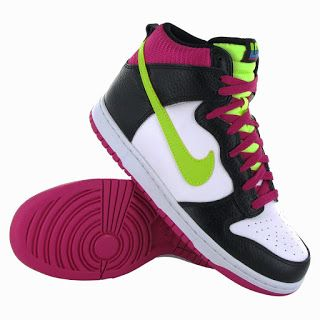 High Top Nike Dunk Dance Shoes For the