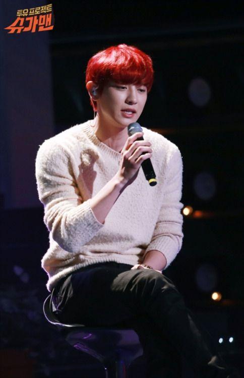 Chanyeol - 160523 JTBC Two Yoo Project Sugar Man website update Credit: JTBC. (JTBC 투유 프로젝트 - 슈가맨을 찾아서)