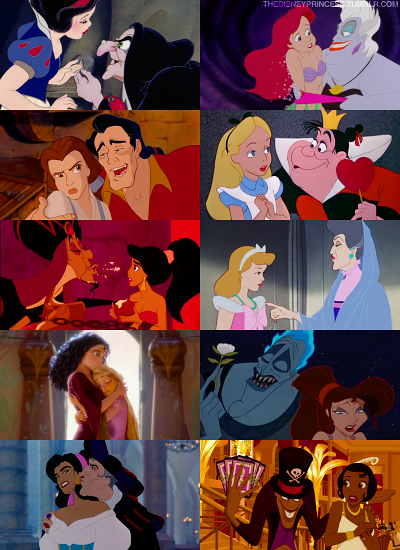 The ones that hold them back   Disney villians, Disney ...