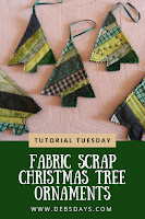 Christmas Sewing & Craft Projects