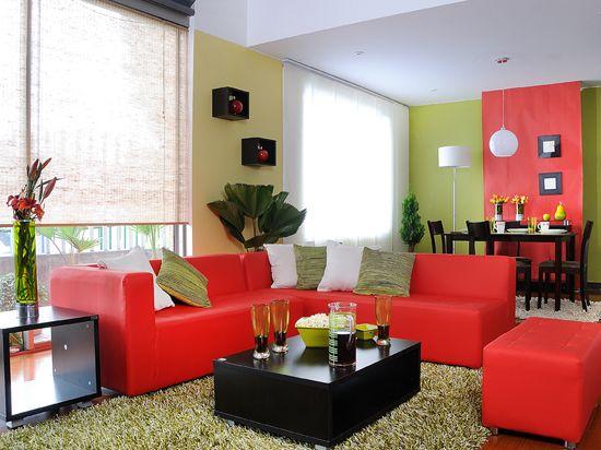 Pintura Para Salas Y Comedor : Salas galeria vive tu casa lindas opciones y con estilo ok