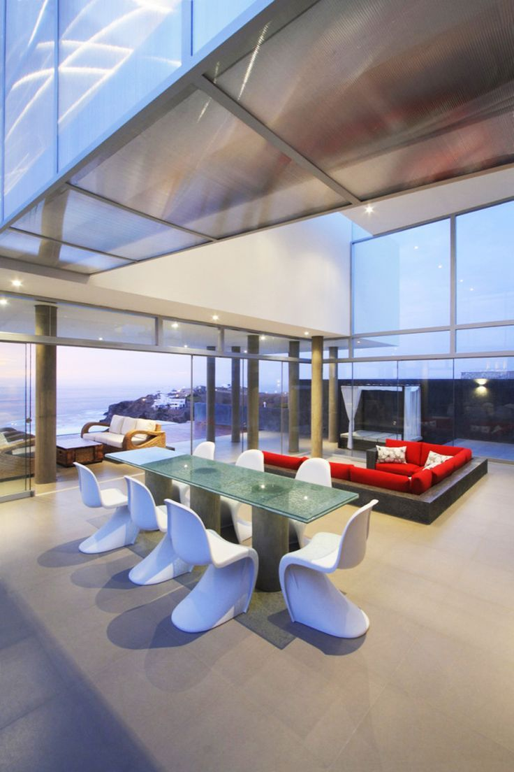 Casa Q- An Incredible Contemporary Beach House by Longhi Architects |