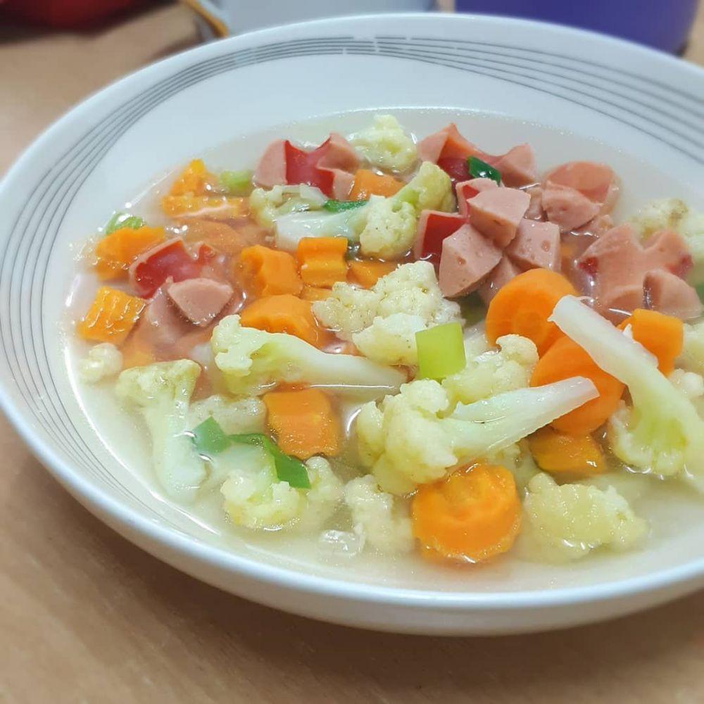 17 Resep sop enak dan sederhana, menggugah selera Resep
