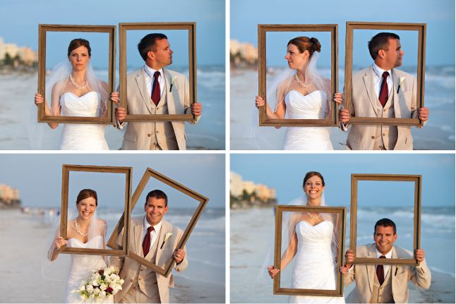 Frames As Props Wedding Ideas Belle The Magazine Wedding Photo Props Wedding Picture Frames Funny Wedding Pictures