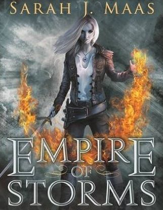 Download Empire Of Storms Throne Of Glass 5 By Sarah J Maas