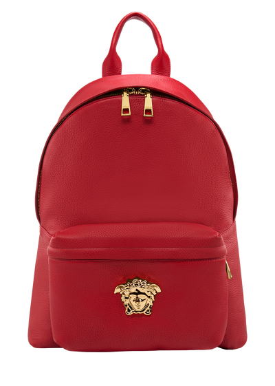 de365c60f863 Peccary and leather backpack - D6GOH Bags