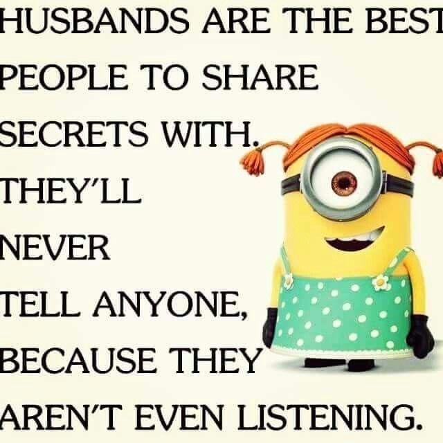 Isn't it the truth?!