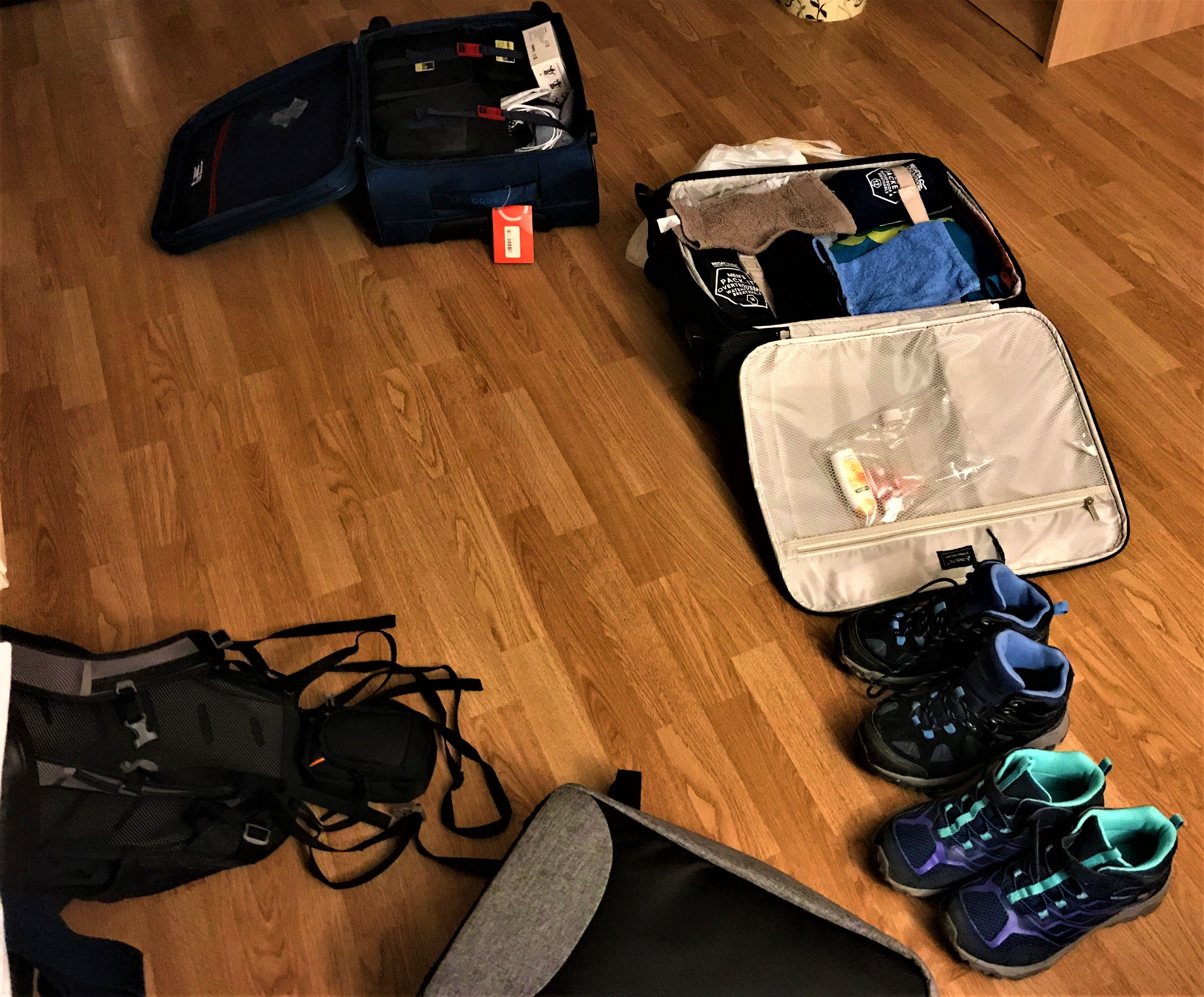 What To Pack For A Trip To Ireland Small Luggage Traveling By