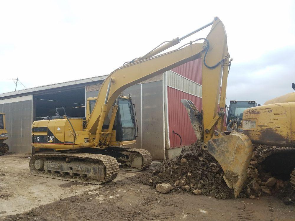 Cat 312 Excavator Price